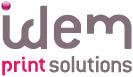 Logo Idem Print Solutions